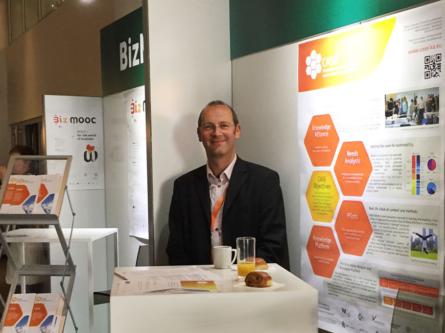 CASE at the 7th University-Business Forum in Brussels